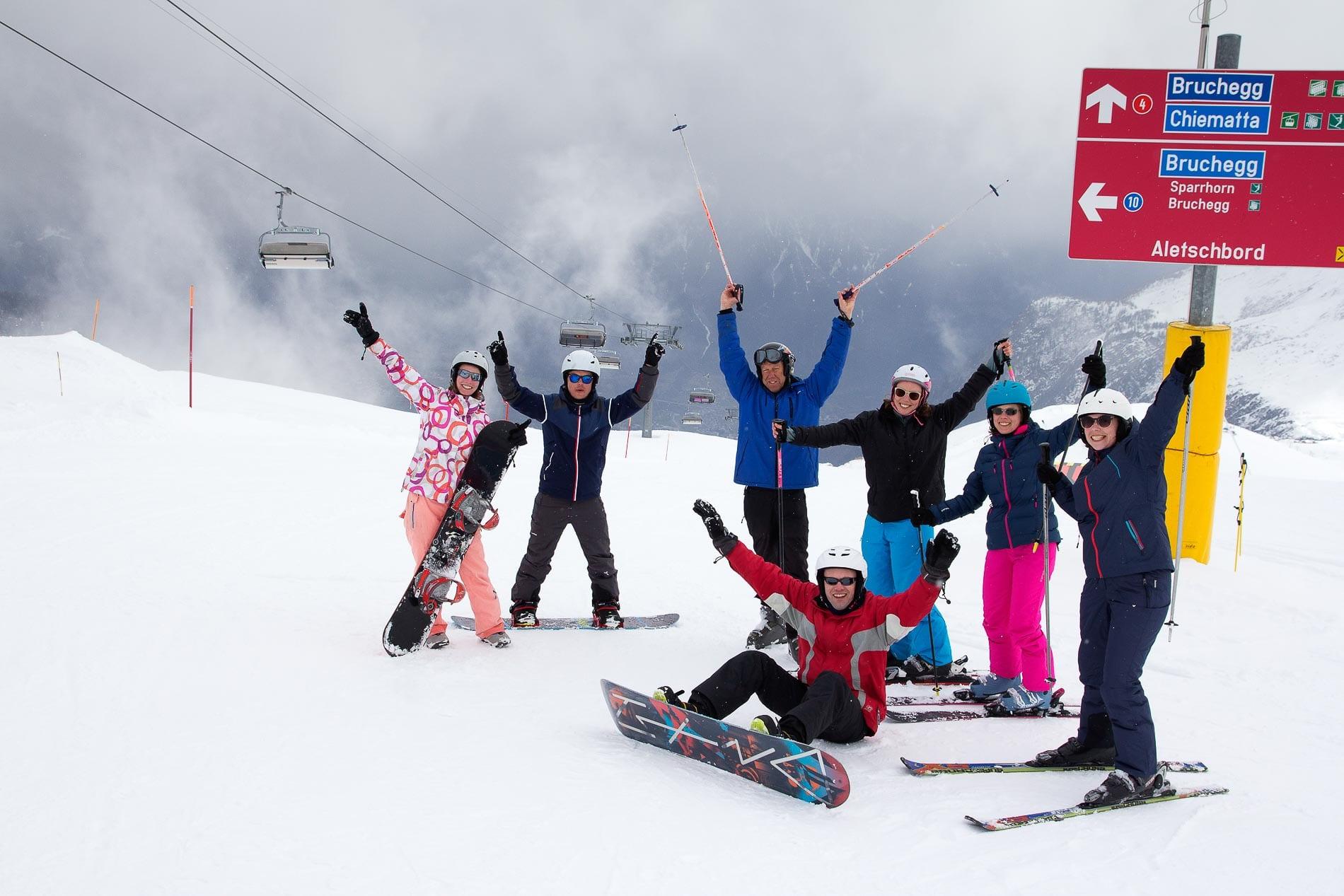 Wintersport Christelijke vakantie 78 van 100