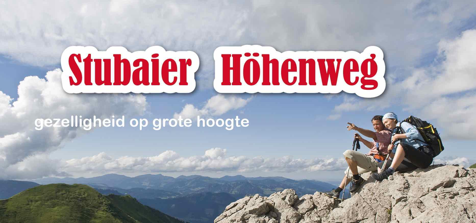 Huttentrektocht: De Stubaier Höhenweg