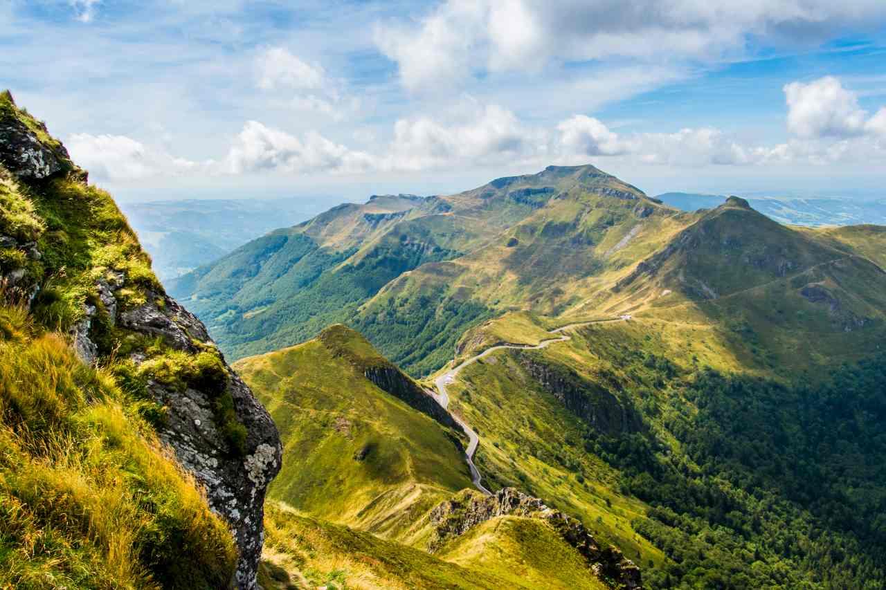 Frankrijk Auvergne 3