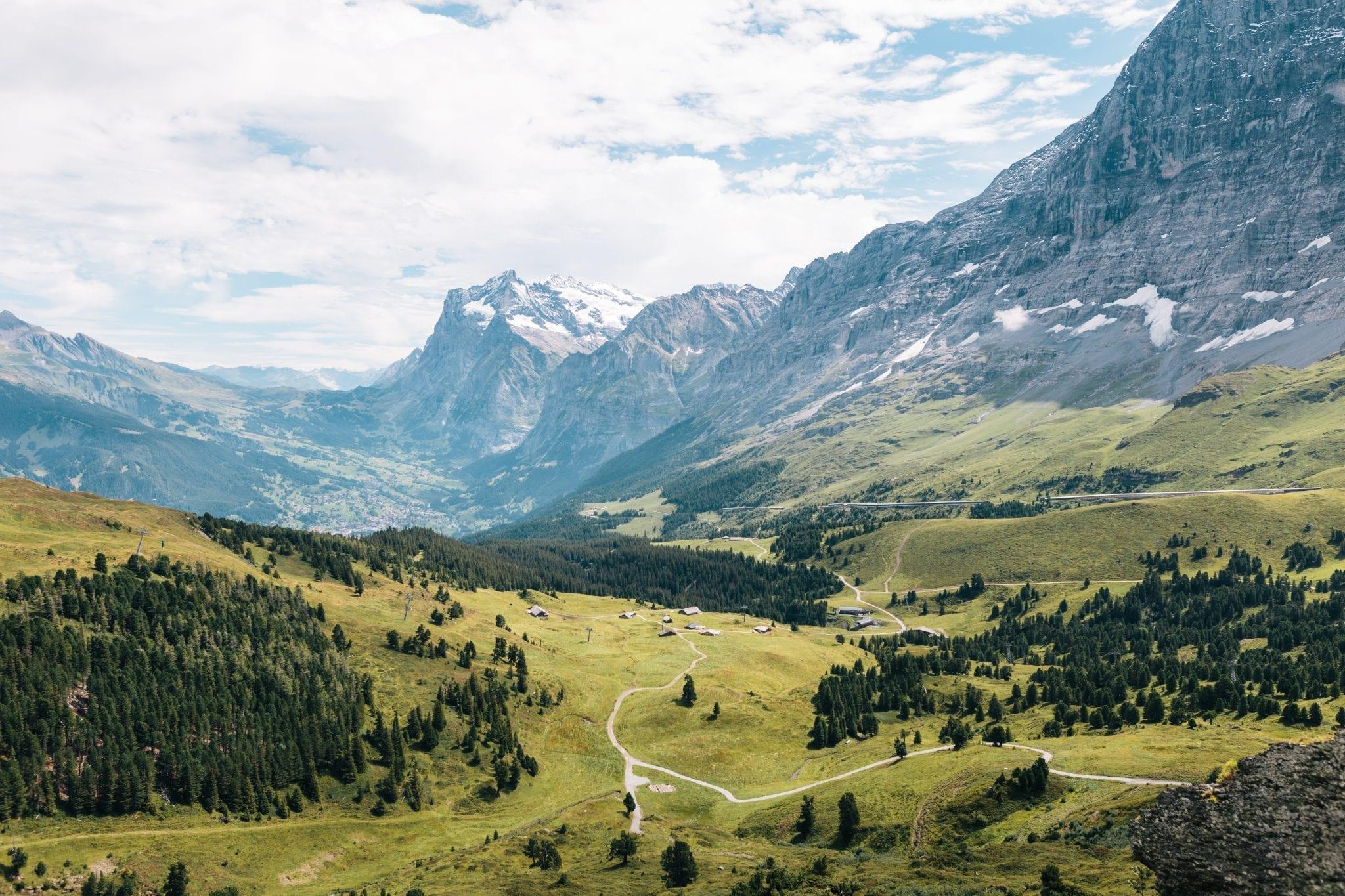 Zwitserland Wallis (nieuw)