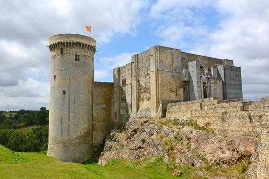 Frankrijk Normandie Amarant Reizen 8