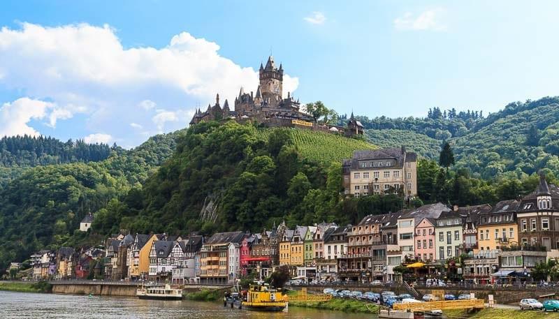 Duitsland Moezel christelijke vakanties 7