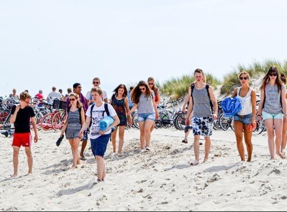 Nerderland terschelling jongeren christelijke vakanties 2