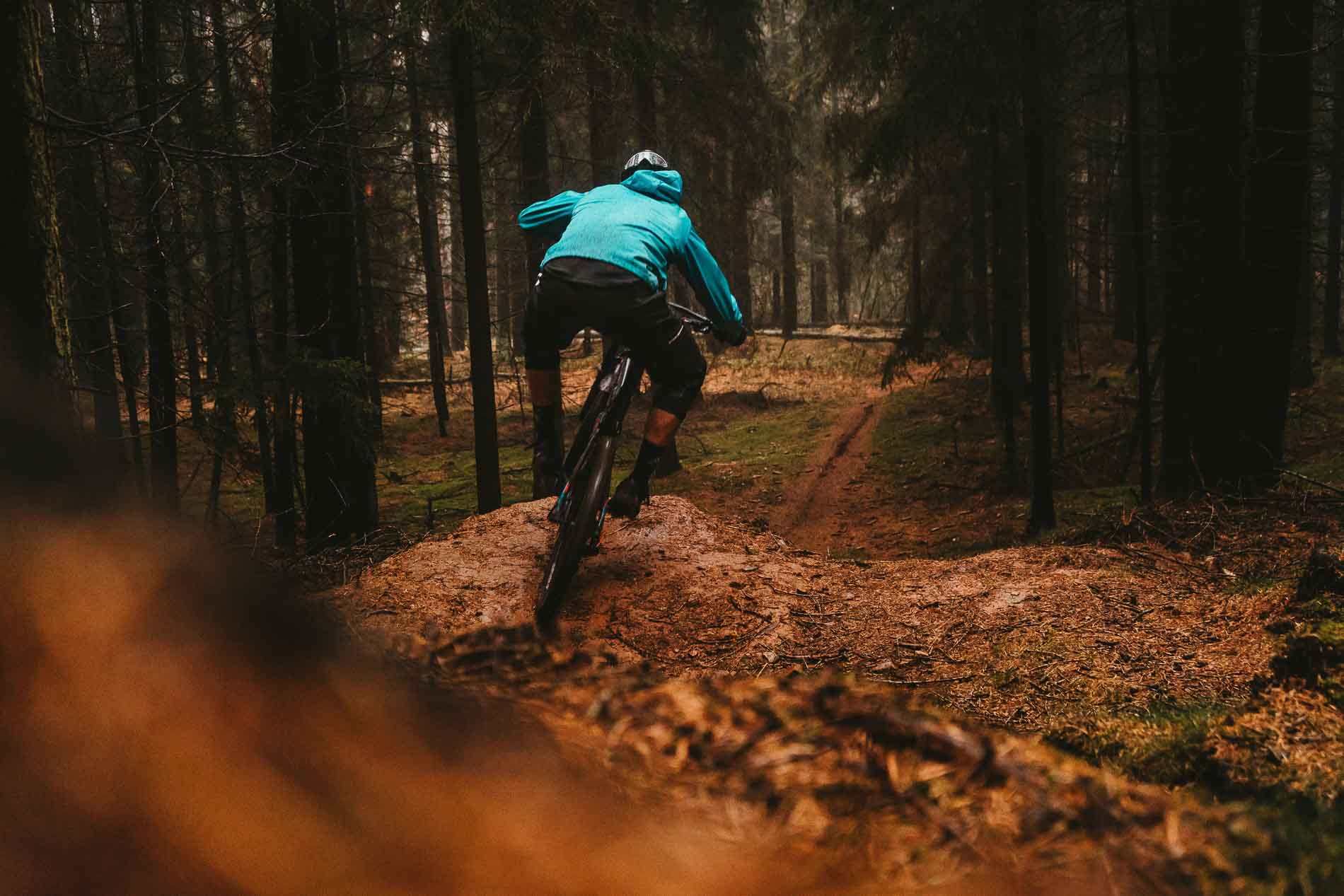 Header mountainbiken