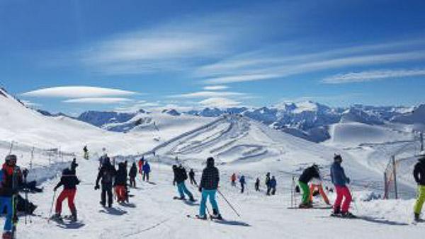 Christelijke wintersportreizen Oostenrijk Kaprun