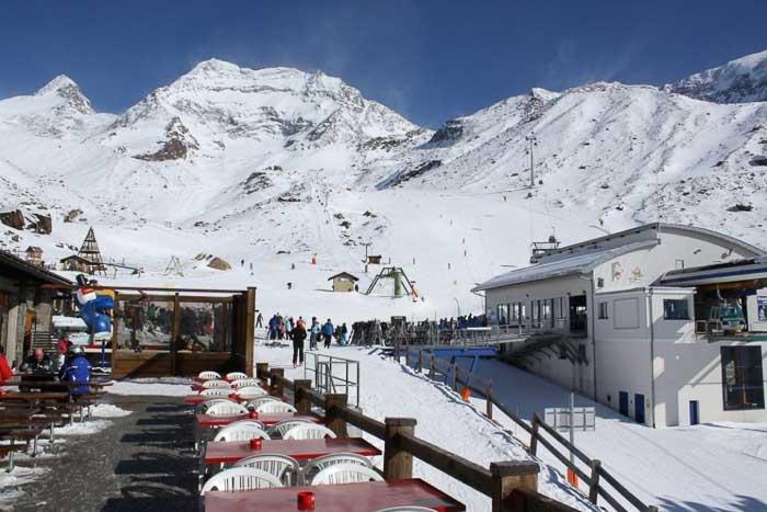 christelijke wintersportreizen Saas Grund