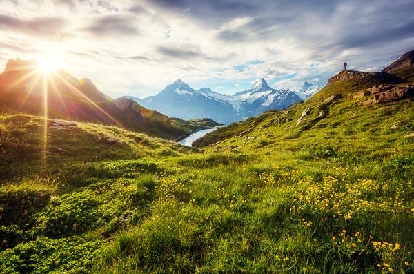 Berner Oberland Oostenrijk Christelijke groepsreis Amarant