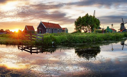 Bollenstreek Nederland Christelijke groepsreis Amarant