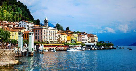 Comomeer Italië Christelijke groepsreis Amarant