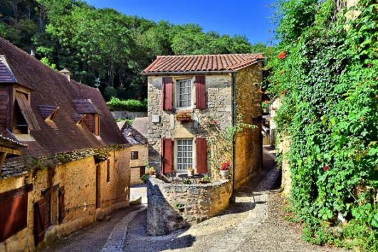 Dordogne Frankrijk Christelijke groepsreis Amarant