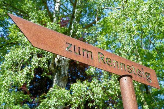 Rennsteig Duitsland Christelijke groepsreis Amarant
