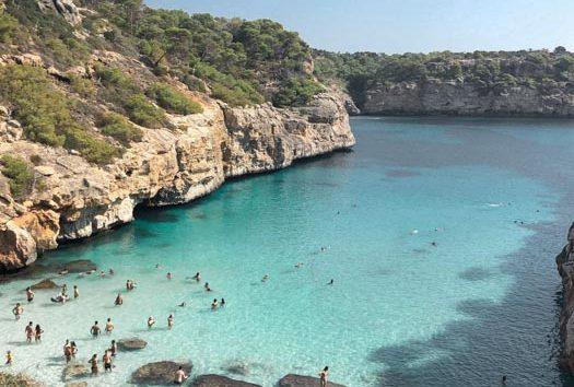 Christelijke singelreis Mallorca