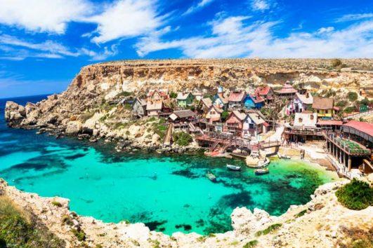 Christelijke singelreis Malta